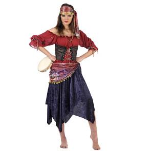 Bild Zigeunerin Kostüm