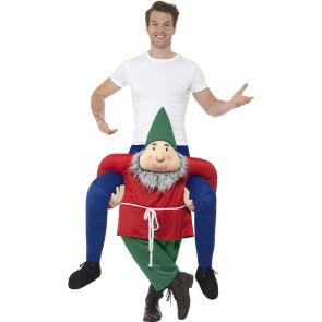 Huckepack Kostüm Zwerg