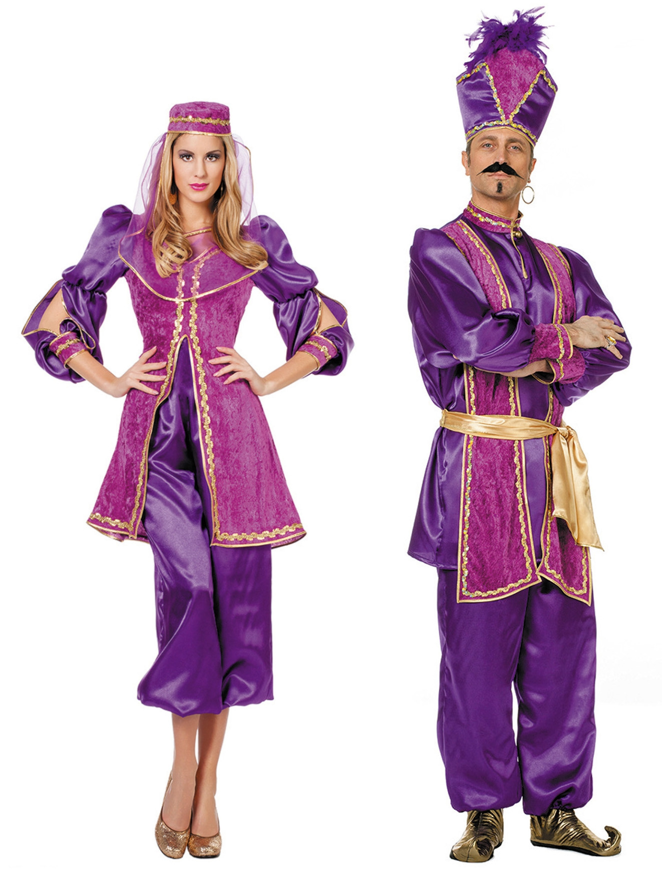 Damen partner kostüme Top 10