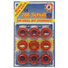 8 Schuss Munition, Ring-Amorces