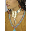 Indianer Halskette