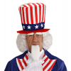 Uncle Sam Perücke