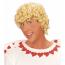 Amor Lockenperücke blond für Männer