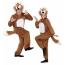 Fuchs Kostüm für Erwachsene - Damen und Herren