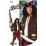 Mantel für Piratenkostüme