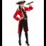 Piratinjacke zusammen stellen als Kostüm