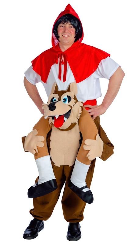 Carry Me Kostüm Rotkäppchen