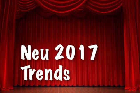 Banner Neue für 2017