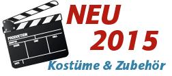 Neue Faschingskostüme 2015