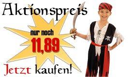 Banner günstige Kinderkostüme Pirat